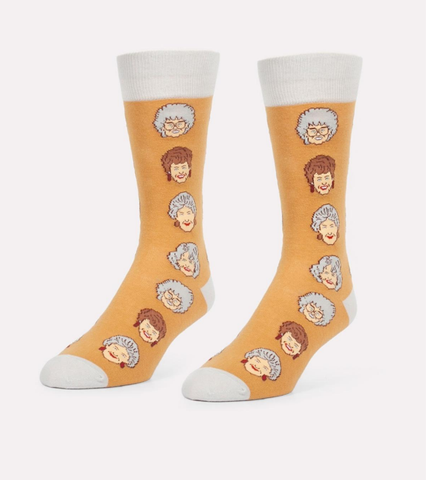 Thank You for Being a Friend  Golden Girls Men's Socks