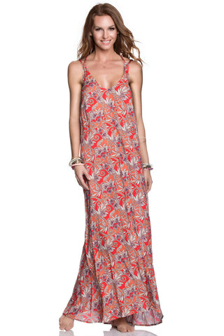 MAAJI 1383MCX: Berry Coolness Maxi Dress