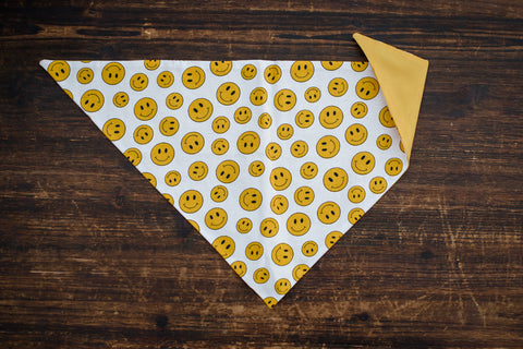 "Bandana ""If you're happy and you know it"""