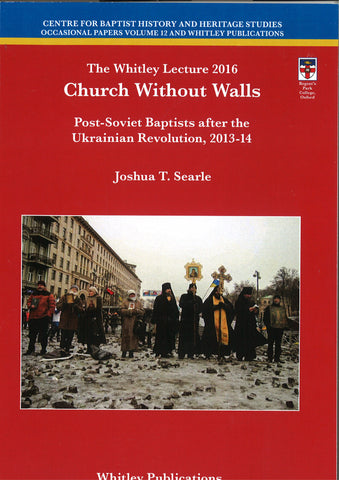 Whitley Lecture 2016 - Church Without Walls