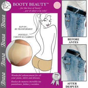 Booty Beauty Butt Pads