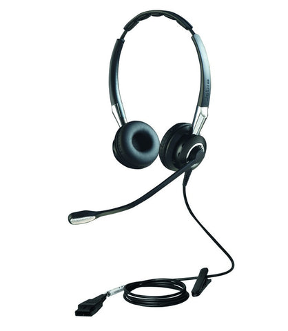 Jabra Biz 2400 II duo NC Headset & Smart Cable