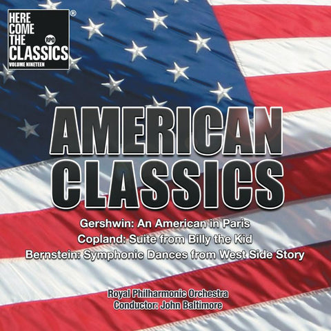 American Classics (Here Come the Classics Volume 19)