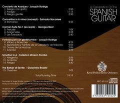 A Celebration of Spanish Guitar [Album download]