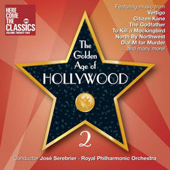 The Golden Age of Hollywood 2 (Here Come the Classics Volume 22) [Album download]