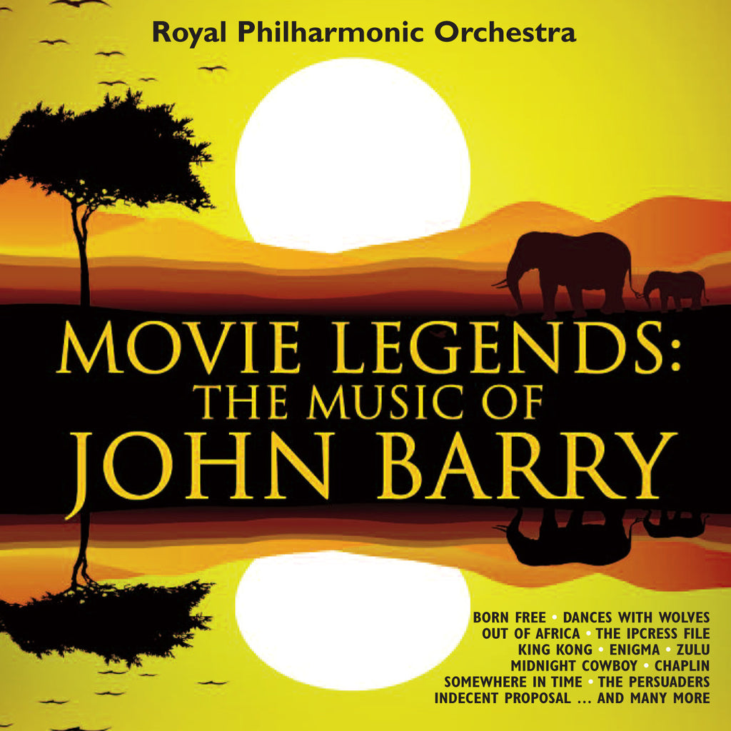 Movie Legends: The Music of John Barry [Album download]