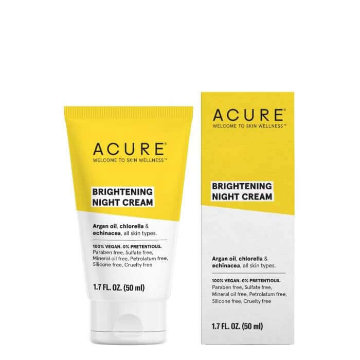 ACURE Brightening Night Cream - Natural Supply Co