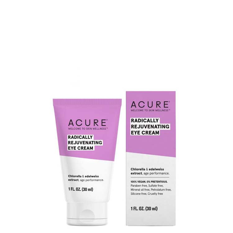 ACURE Radically Rejuvenating Eye Cream - Natural Supply Co