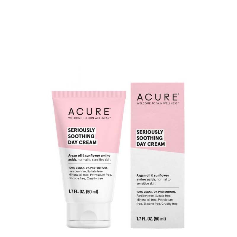 ACURE Seriously Soothing Day Cream - Natural Supply Co