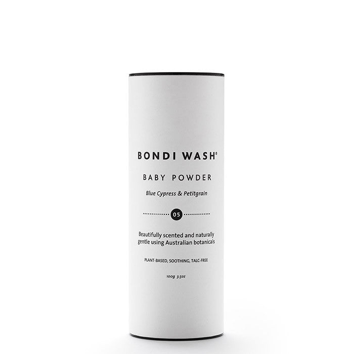 Bondi Wash Baby Powder - 100g - Natural Supply Co