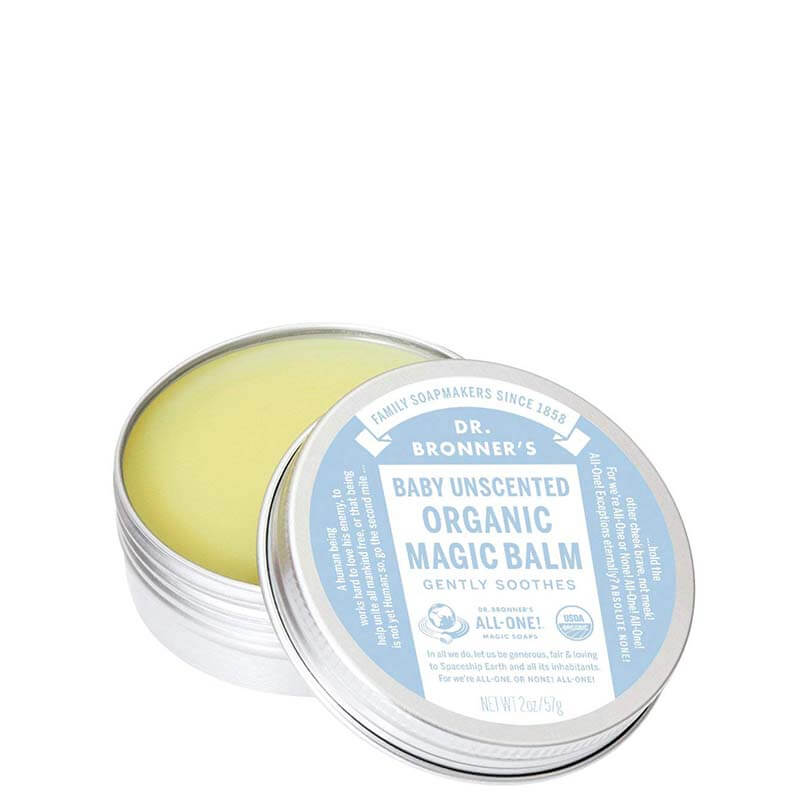 Dr Bronner's Organic Magic Balm - Baby Unscented - Natural Supply Co