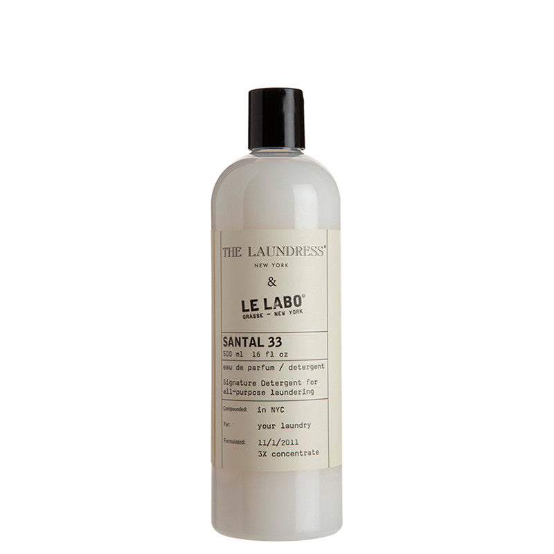 The Laundress Le Labo Santal 33 Signature Detergent online at Natural Supply Co