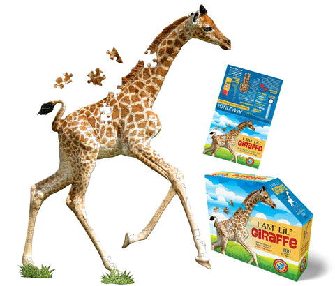Product Image: Madd Capp Puzzle: I AM LiL' Giraffe