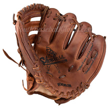 palm view of the 10-Inch I-Web by Shoeless Joe Gloves