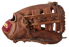Webbing view of the 10-Inch I-Web Shoeless Joe