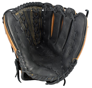 Pro Select 12-Inch V-Lace Shoeless Joe Gloves Baseball Glove