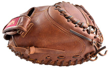 Thumb view of the Shoeless Jane Fastpitch Catcher's Mitt