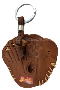 Baseball Glove Keychain-back