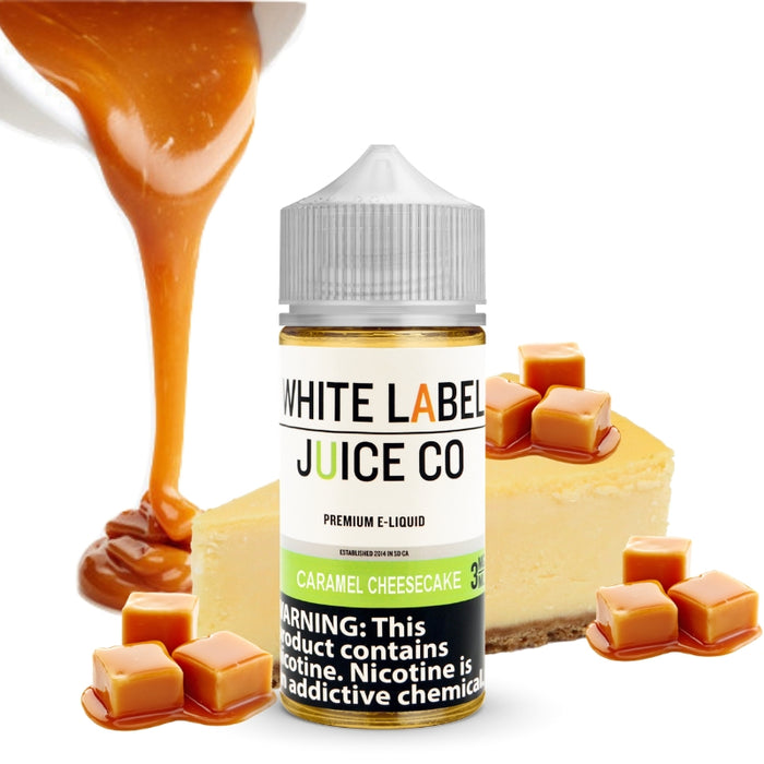 caramel cheesecake e-juice