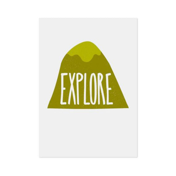 Print - Explore - Oxley and Moss