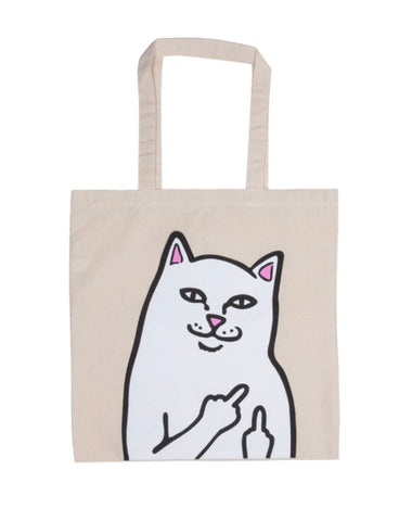 LORD NERMAL TOTE BAG - NATURAL *PRE ORDER*