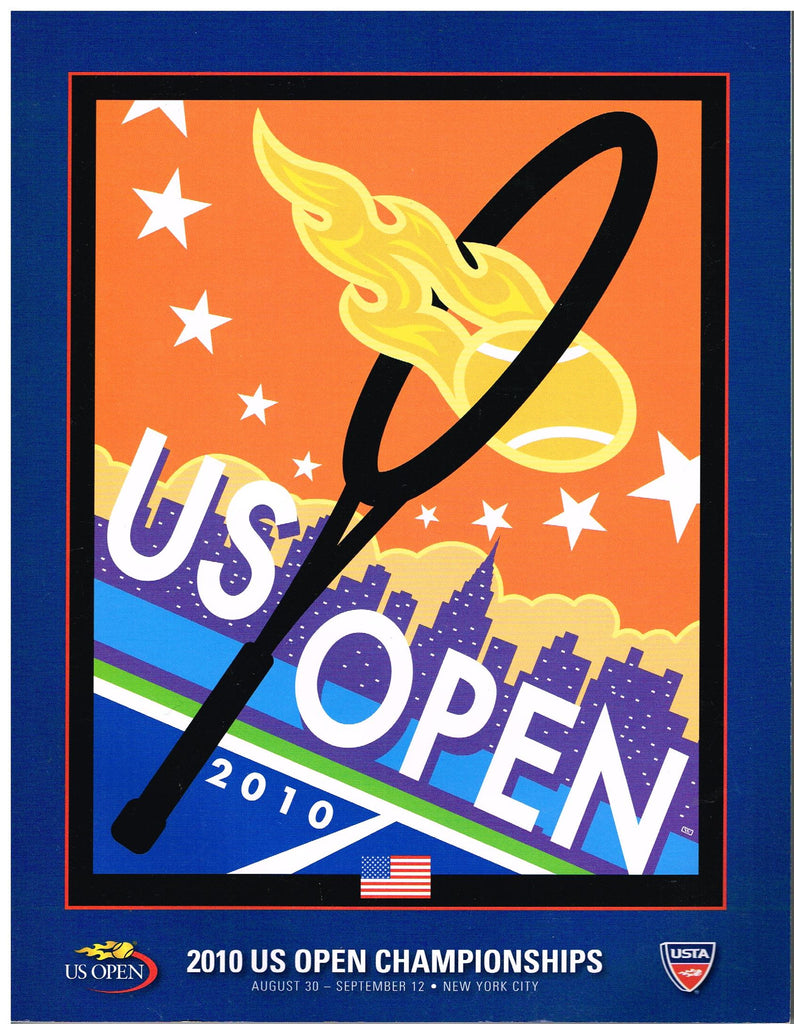 2010 US Open Program