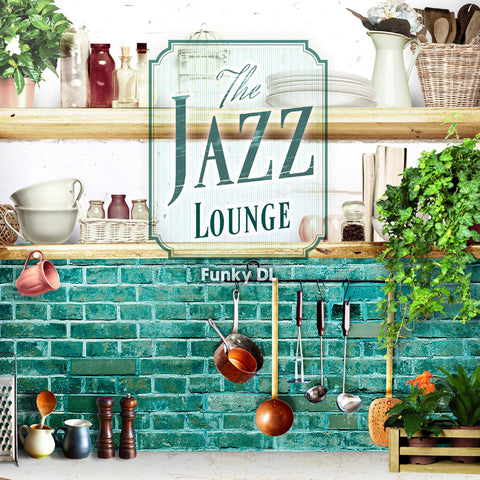 //078// - The Jazz Lounge - Funky DL - CD Album