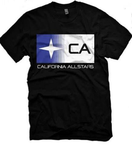 Black CA T-Shirt