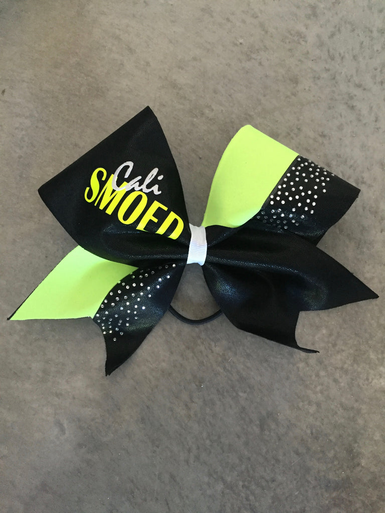 Cali SMOED Black and Yellow Bow 2018
