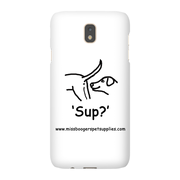 Samsung Galaxy J7 Phone Cases - 'Sup?' Dogs - Miss Booger's Pet Sitting & Supplies