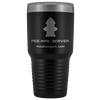 30oz Stainless Steel Travel Tumbler Mug – Pee-Mail Server Hydrant - Miss Booger's Pet Sitting & Supplies