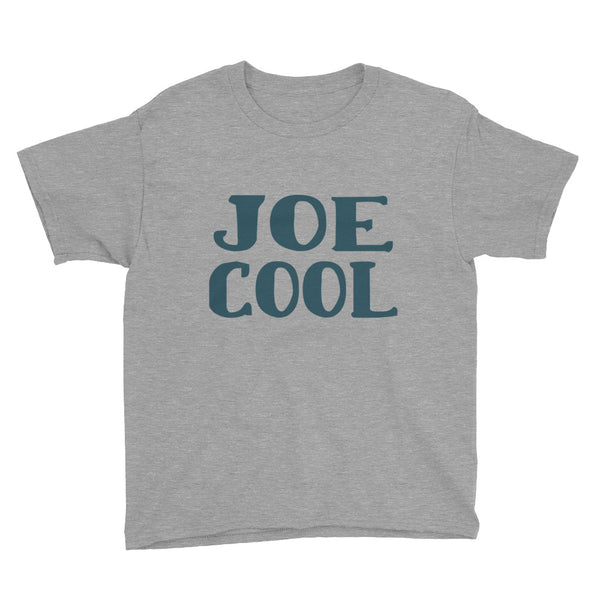Jo Cool Youth Short Sleeve T-Shirt