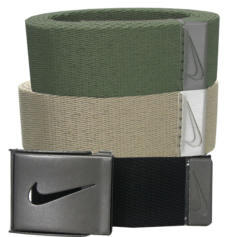 Nike 3-in-1 Web Belt - One Size Fits Most