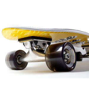 Skate Cruiser Future Importado Skate The City Detalhe 1
