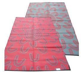 Starwin Social Enterprise, Aboriginal Mats - Meeting Place Red