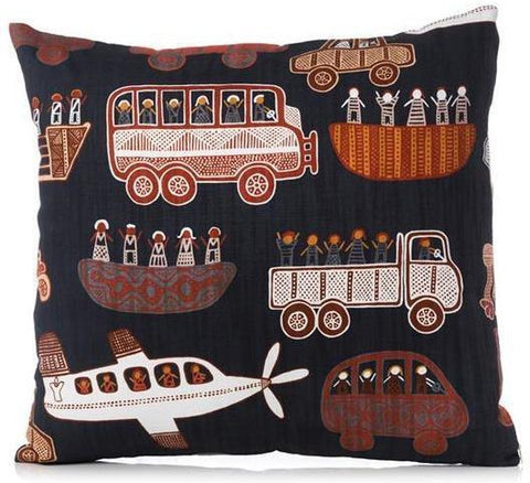 Starwin Social Enterprise, Alperstein Cushion Cover - Coombes