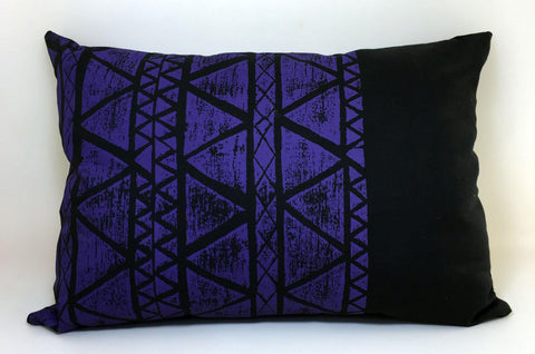 Bye Mee Travel Cushion - Yalanji Purple-Bye Mee-Starwin Social Enterprise