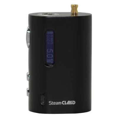 SteamCloud Box Mod goes from 5-60 watts