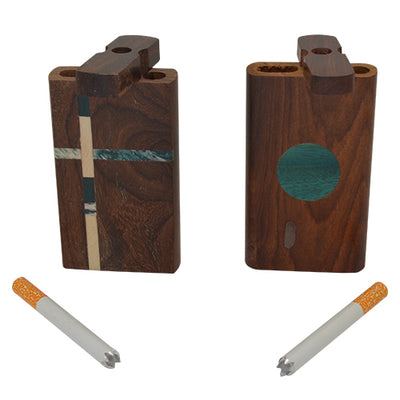 High Quality Wooden One-Hitter Dugout Pipe