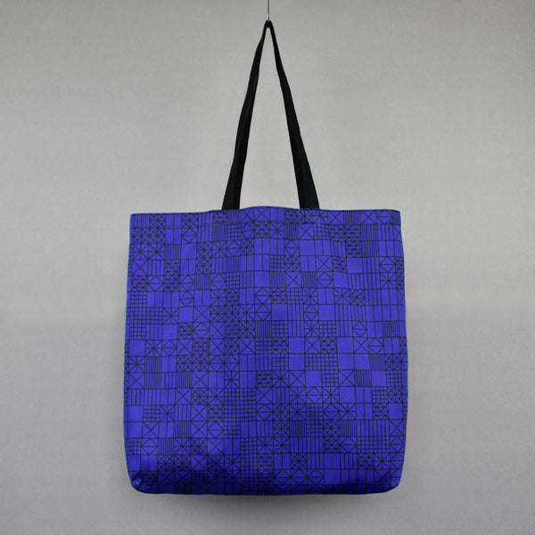 Large Pi Pattern Record Bag