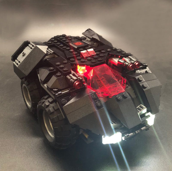 LED Lighting kit for LEGO® 76112 App-Controlled Batmobile