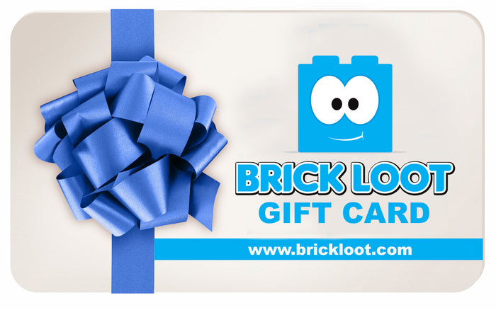 Gift Card - $25, $50, $100, $250 OR $500