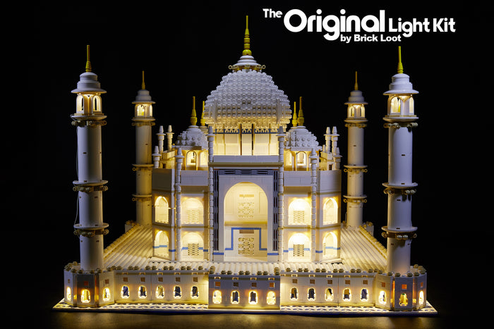 LED Lighting kit for  LEGO® Taj Mahal set 10256