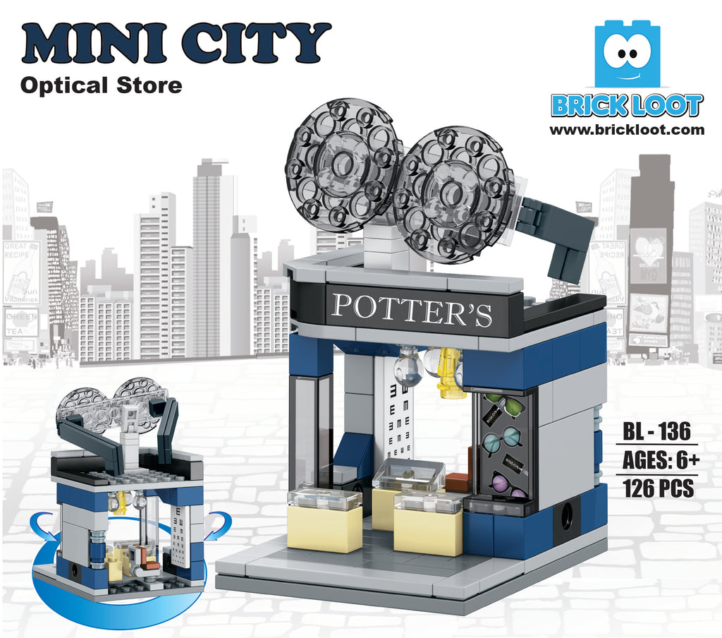 Mini City Bundle - Pick 5