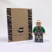 Christo Custom Pad Printed Sao Feng LEGO Minifigure - LIMITED EDITION