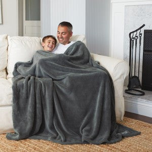 Soft Touch Velura™ Throw Blankets|4 Colors|Decorating Option
