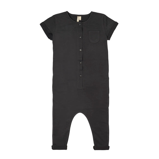 playsuit in nearly black
