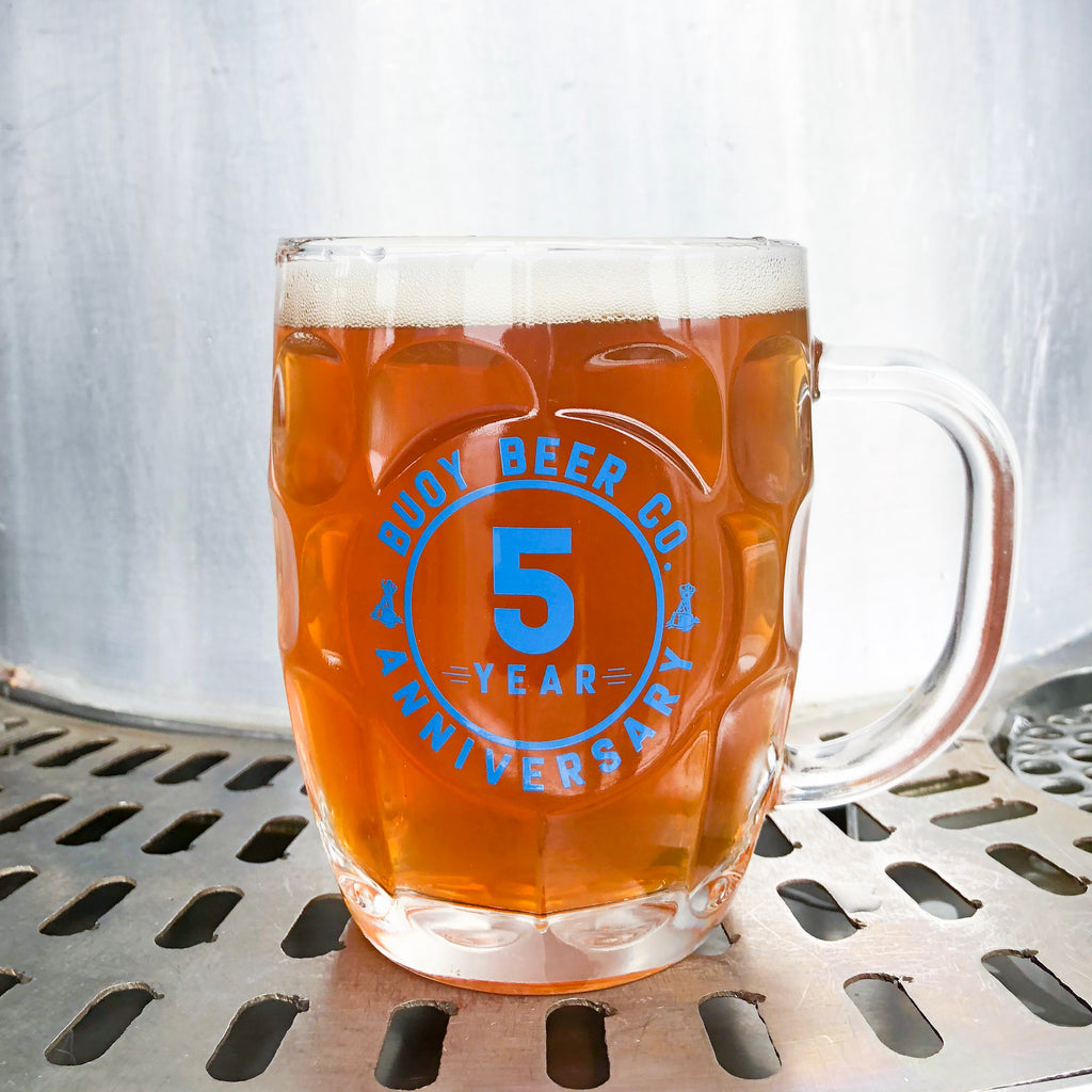 Buoy 5th Anniversary Mug