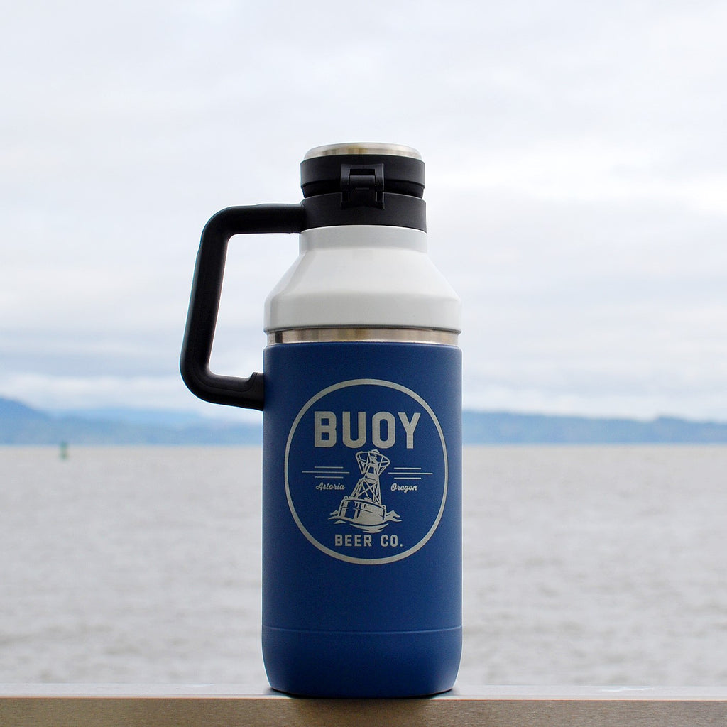 Ceramic Stanley Growler with Buoy Beer Logo