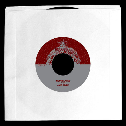 Jaye Jayle - Moonglares/The Valley of Alcohol 7""
